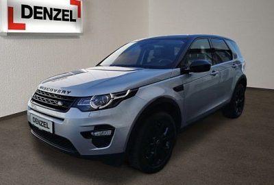 Land Rover Discovery Sport 2,0 SD4 4WD HSE Aut. bei Wolfgang Denzel Auto AG in
