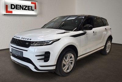 Land Rover Range Rover Evoque P200 R-Dynamic Aut. bei Wolfgang Denzel Auto AG in